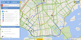 Mapping A Route by Multi Stop Route Planner Optimize U0026 Share Routes Maplytics