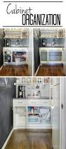 312 best kitchen organized cabinets images on pinterest