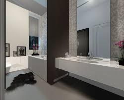 Wallpaper In Bathroom Ideas 18 Best Bathrooms Images On Pinterest Bathroom Ideas Room And