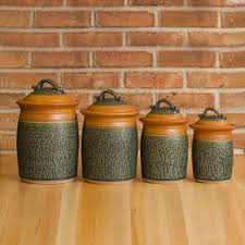 100 copper canister set kitchen kitchen coffee and tea 1c1