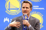 Steve Kerr starts Warriors job no one saw coming | New York Post