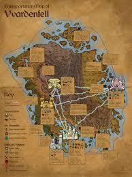 Morrowind Map Morrowind Modding Showcases U2014 Teigantulsie Has Anyone Else Played