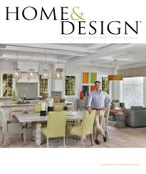 Florida Home Interiors by Home U0026 Design Magazine 2016 Southwest Florida Edition By Anthony