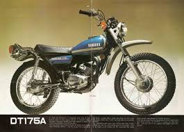 1974 yamaha dt 175 images reverse search