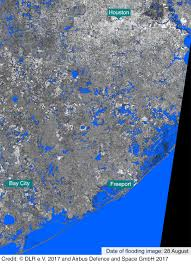 Image Mapping In Maps Houston And Texas Flooding Bbc News