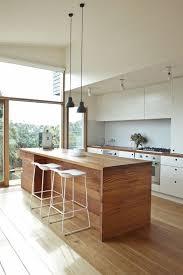 Wooden Kitchen Island Table Best 20 Wood Kitchen Island Ideas On Pinterest Island Cart