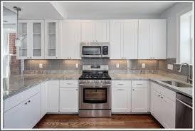 kitchen best backsplash for white kitchen tile ideas what color