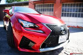 new lexus supercar 2016 the all new 2016 lexus rc f is here read the exclusive review of