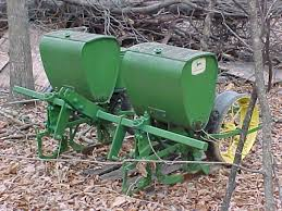 John Deere 7100 Planter by Finding The Right Planter Yesterday U0027s Tractors