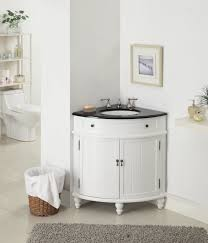 White Bathroom Vanity With Granite Top by Appealing Small Bathroom Vanity And Sink Using Oval Undermount