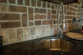 Brick Tiles For Backsplash In Kitchen by Kitchen Backsplash Tiles Brick Tiles For Kitchen Backsplash Ideas