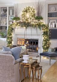 Decorative Garlands Home by A Guide To Christmas Mantel Decorating Ideas Christmas Designers