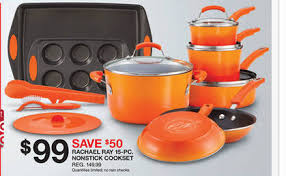 black friday ceramic cookware rachael ray 15 piece cookware set beats black friday my frugal