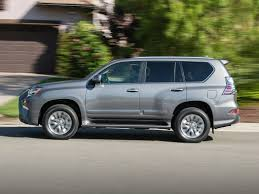 lexus suv with third row 2017 lexus gx 460 deals prices incentives u0026 leases overview