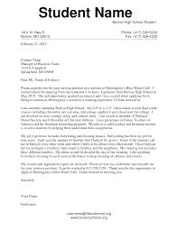 nursing student resume cover letter sample resume cover letter high school student frizzigame cover letter resume cover letter examples for students resume