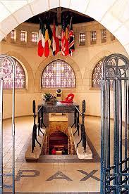 Ossuaire du Monument des Batailles de la Marne à Dormans
