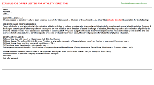Sample Letter Of Interest For Athletic Director Position   Cover     Career Services Sample Resumes  Director