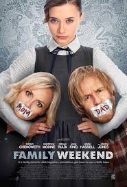 Family Weekend (2013) Doblaje: Vose Género: Comedia, Drama Sinopsis: Family Weekend sigue a la adolescente de 16 años Emily Smith-Dungy, una chica increíblemente motivada,...