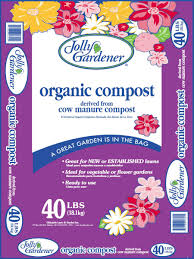 Manure For Vegetable Garden by Jolly Gardener Organic Cow Manure Compost 40lb