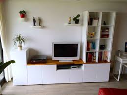 Ikea Furniture Kitchen by Tv Unit From Ikea Metod Kitchen Cabinets Ikea Hackers Ikea Hackers
