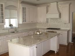 travertine countertops kitchen backsplash ideas with white
