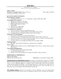 Qualifications Summary Resume Example by Architectural Draftsman Resume Samples Resume For Your Job
