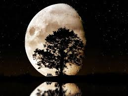 Imagenes y dibujos sobre la Luna