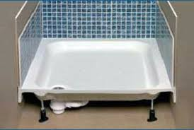 just trays merlin upstand rectangle shower tray uk bathrooms