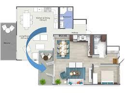 Home Design 3d Ipad Balcony Floor Plan Software Roomsketcher