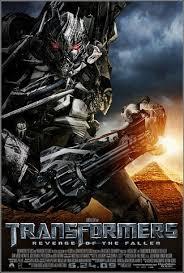 Transformers 2: La venganza de los caídos (2009) [Latino]