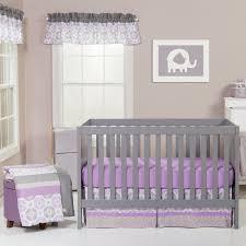 trend lab florence 3 piece crib bedding set u0026 reviews wayfair