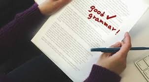 In the article      Handy Grammar Rules for Your College Application    by the Princeton Review    college admissions officers reported that good grammar lets