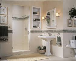 new fashioned bathroom apartment decor display captivating white