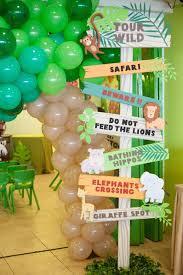 Decoration Themes Best 25 Jungle Theme Decorations Ideas On Pinterest Jungle