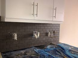 Lowes Kitchen Backsplash Lowes Subway Tile Backsplash Amys Office