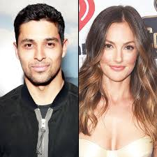 Wilmer Valderrama and Minka Kelly Are Dating Again    Us Weekly Us Weekly