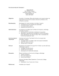 Sample Resume For Admin Assistant by Sample Combination Resume Administrative Assistant Retail Store