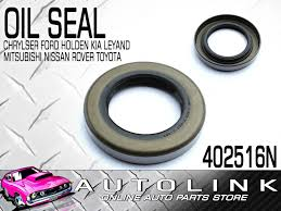 diff pinion seal suit holden commodore calais vh vk vl vn vp vr vs