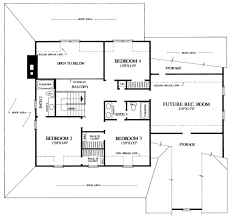 country style house plan 4 beds 3 50 baths 2910 sq ft plan 137 216