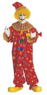 Clowns Halloween Costumes Ladies Mime Act Clown Fancy Dress Costume Clowns Size 16 18