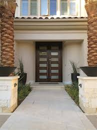 contemporary front doors with glass contemporary entry doors