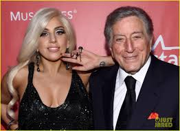 Makeover Shows by Lady Gaga Shows Off Major Sideboob At Musicares 2015 Photo