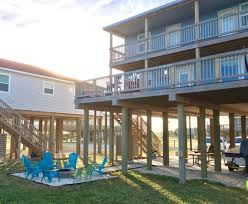 los swanos beach front home houses for rent in surfside beach
