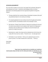 thesis statement format