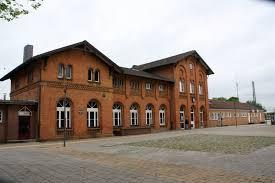 Bohmte railway station
