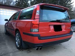 2004 volvo v70r 49 000 miles manual transmission