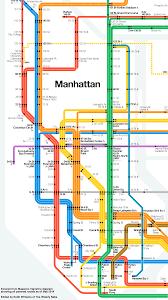 Mta Info Subway Map by Subway Maps