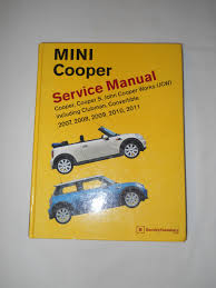 fs mini cooper r56 r55 r57 bentley service manual 2007 2011