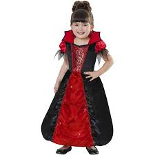 Walmart Halloween Costumes Girls Walmart Rose Vampiress Toddler Halloween Costume 4 45