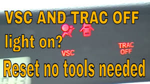 app para lexus vsc and trac off light on scion toyta lexus youtube